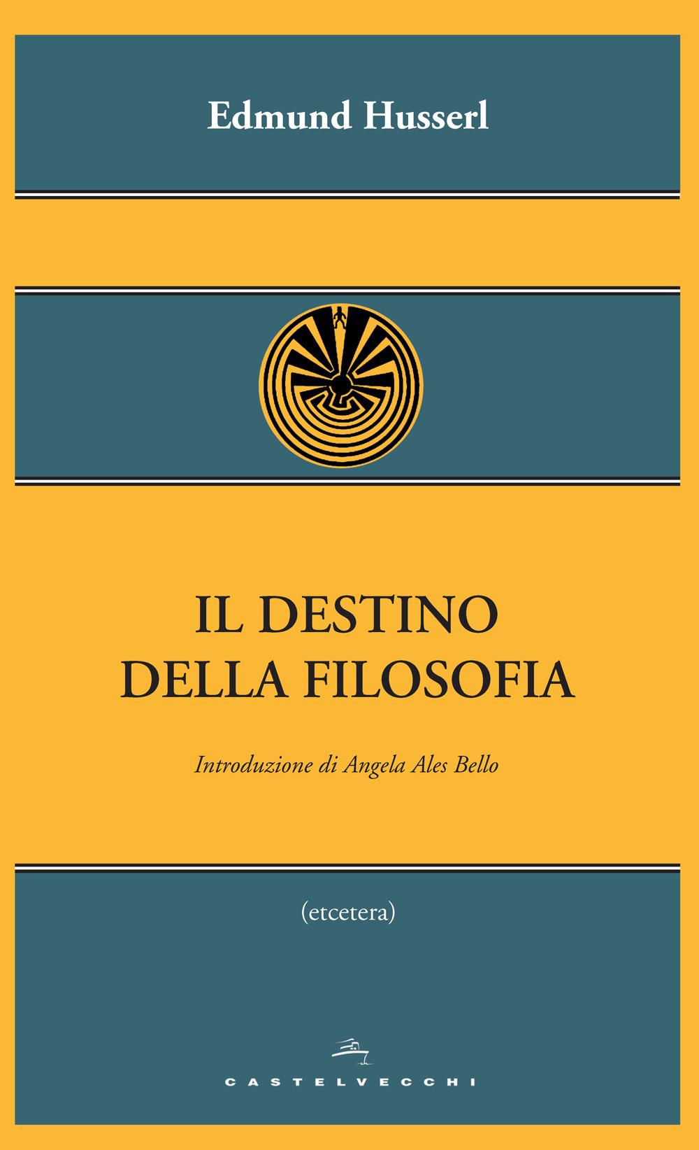 Il destino della filosofia