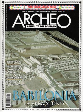 Archeo, attualità del passato n° 175