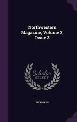 Northwestern Magazine, Volume 3, Issue 3