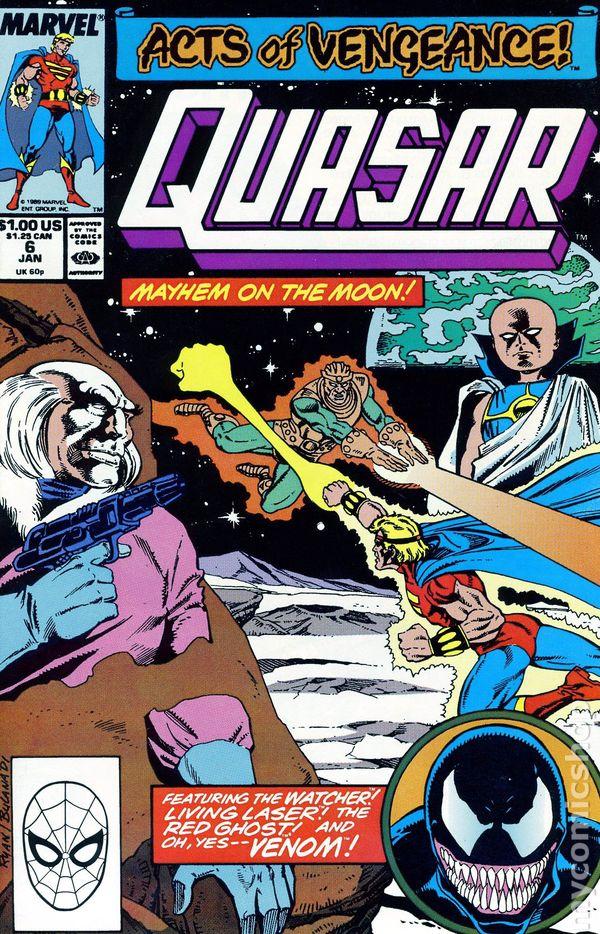 Quasar Vol.1 #6
