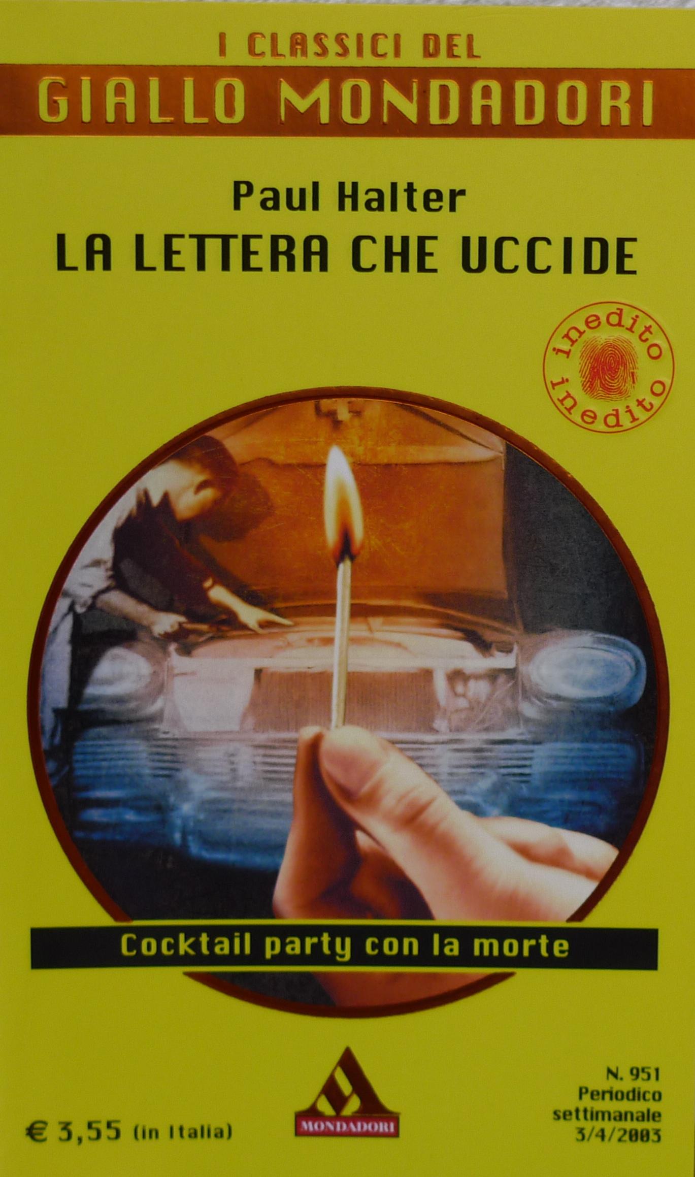 La lettera che uccid...
