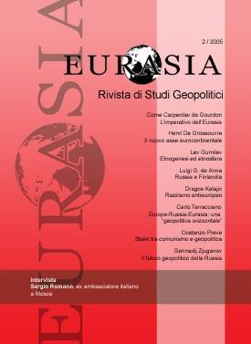 Eurasia - Rivista di Studi Geopolitici - 2/2005 (apr - giu)