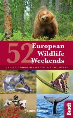 Bradt 52 European Wildlife Weekends