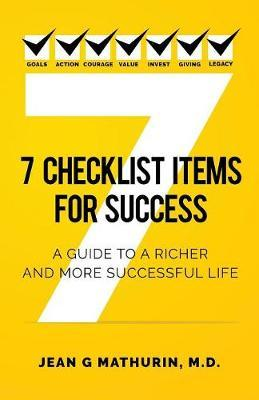 7 Checklist Items fo...