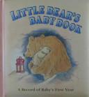Little Bear's Baby Book