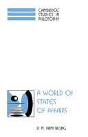 A World of States of Affairs