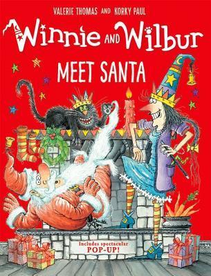 Winnie and Wilbur Meet Santa