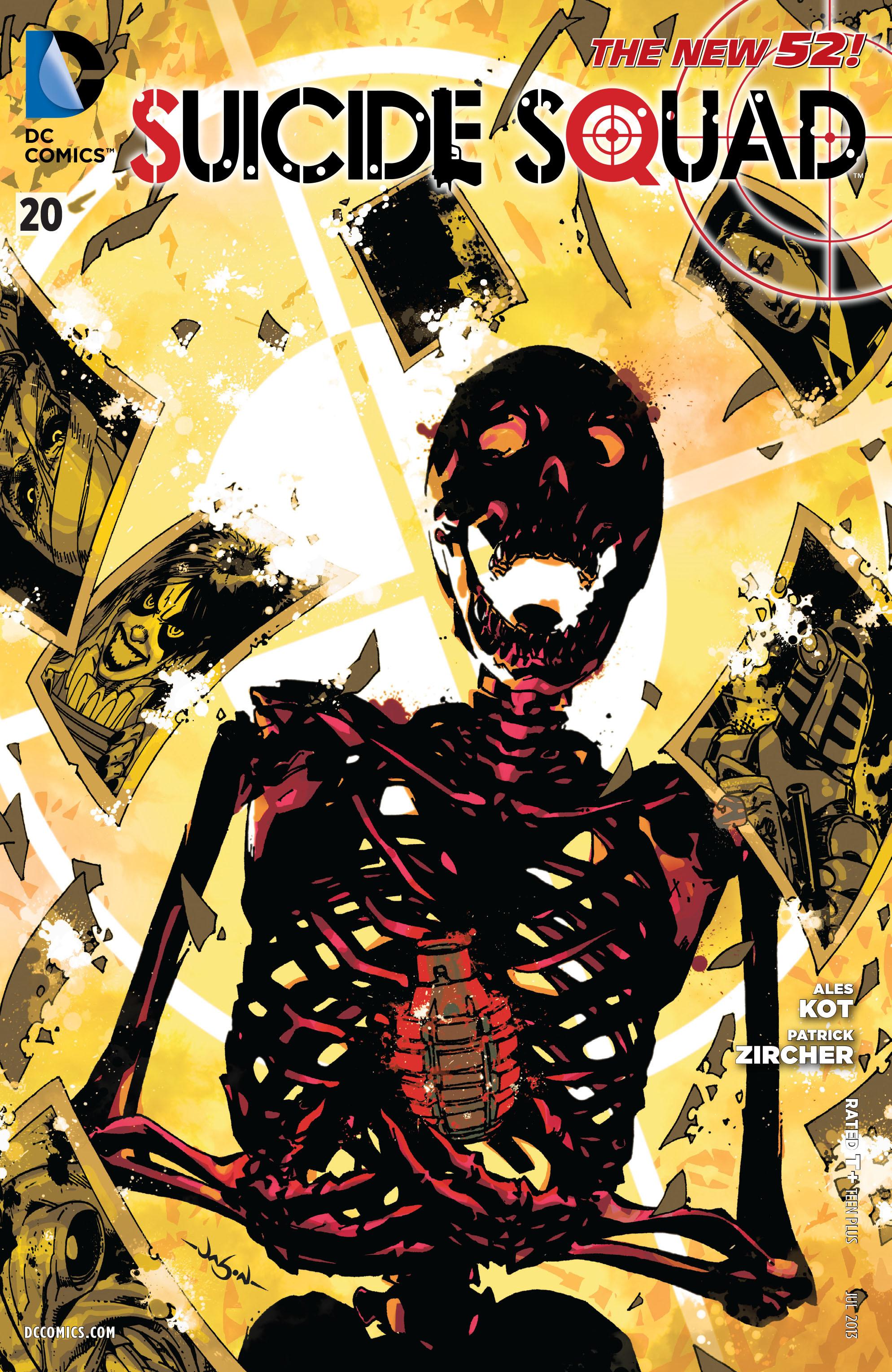 Suicide Squad Vol.4 #20