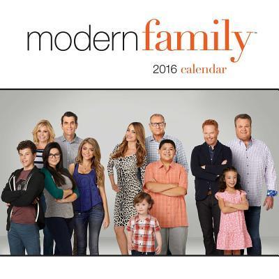 Modern Family 2016 Calendar