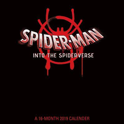 Spider-Man Into the Spider-Verse 2019 Calendar
