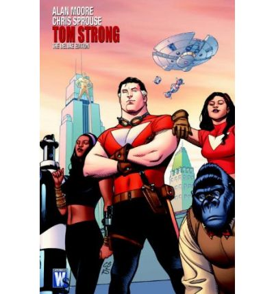 Tom Strong 1