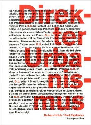 Direkter Urbanismus / Direct Urbanism