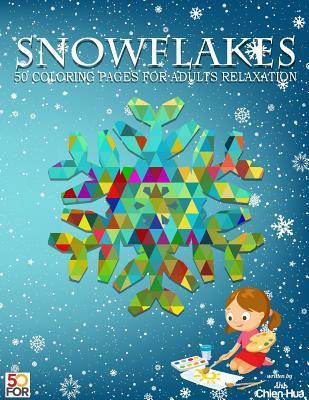 Snowflakes 50 Colori...