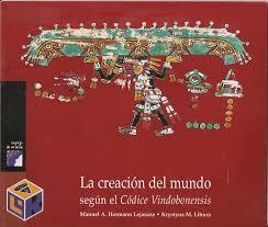 La creación del mundo según el Códice Vindobonensis