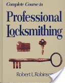 Complete Course in Professional Locksmithing
