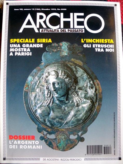 Archeo attualità del passato n. 106