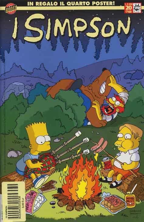 I Simpson n. 20