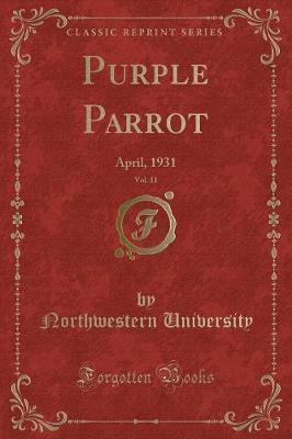 Purple Parrot, Vol. 11