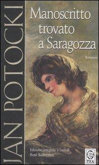 Manoscritto trovato a Saragozza