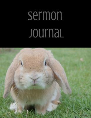 Sermon Journal