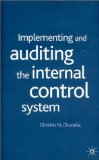 Implementing and Auditing the Internal Control System
