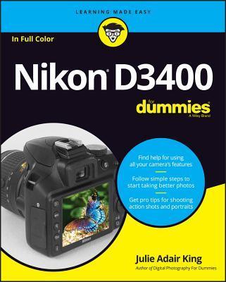 Nikon D3400 for Dumm...