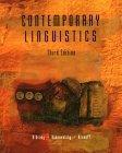 Contemporary Linguis...