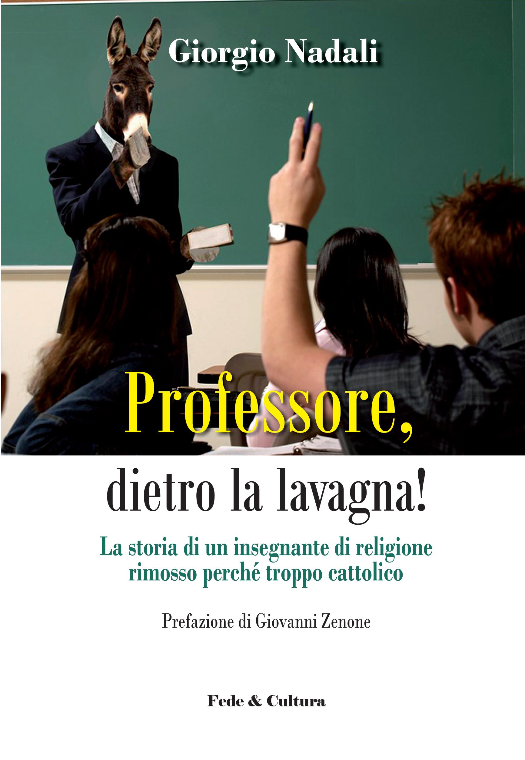 Professore, dietro l...