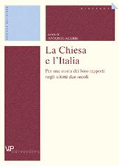 La Chiesa e l'Italia