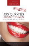 555 Quotes Against Women