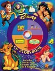 Disney CD The Lion King, the Little Mermaid, Toy Story, Aladdin
