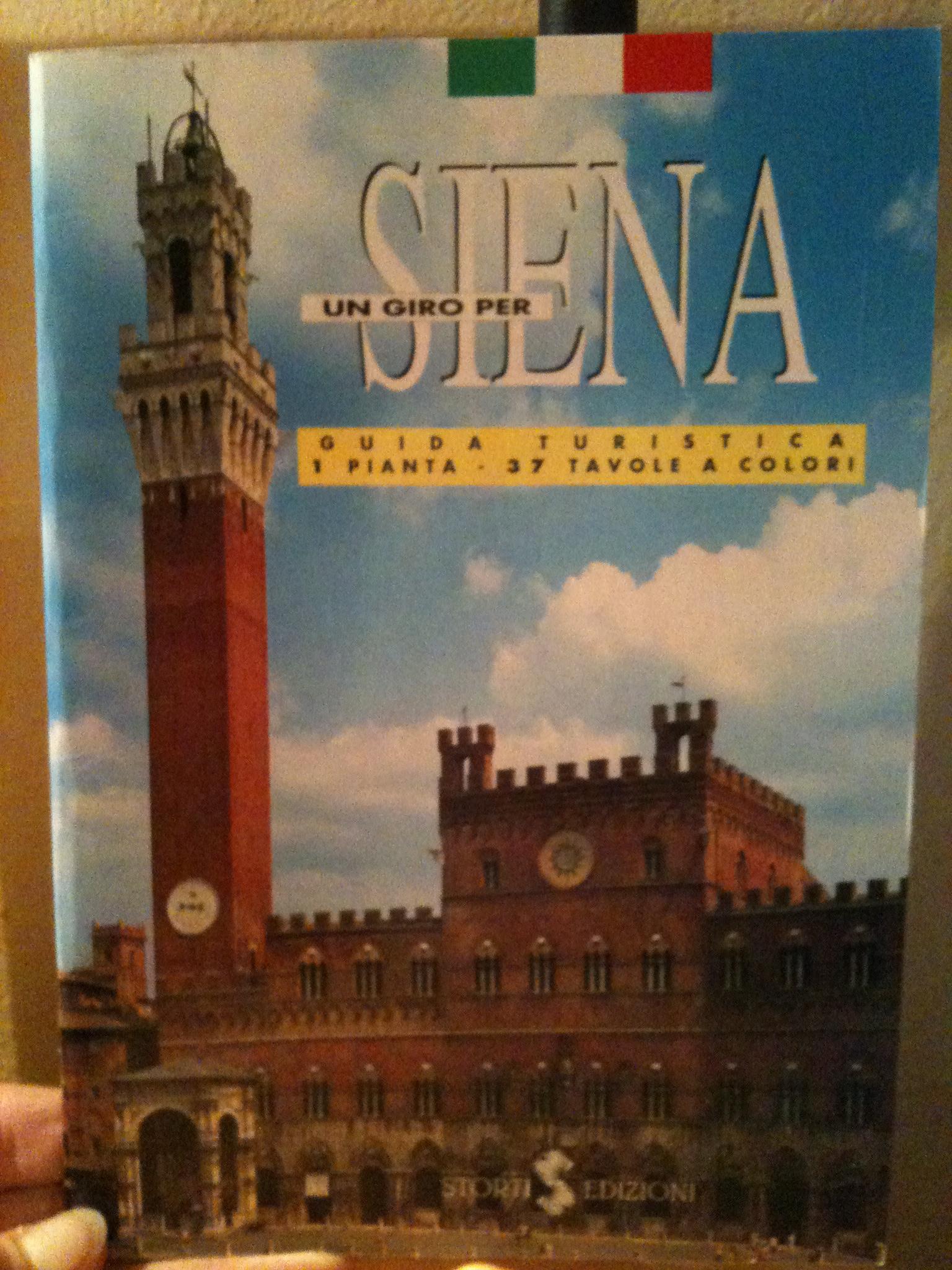 Un giro per Siena