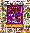 2001 Cross Stitch De...