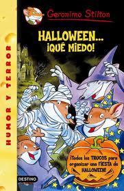 25. Halloween... ¡Qué miedo!