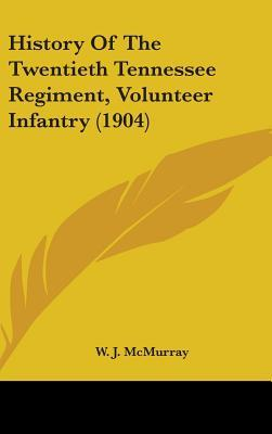 History of the Twentieth Tennessee Regiment, Volunteer Infantry (1904)