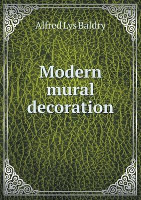 Modern Mural Decoration