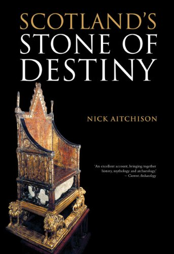 Scotland's Stone of Destiny