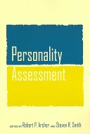 e-Study Guide for: Personality Assessment by Robert P. Archer, ISBN 9780805861181