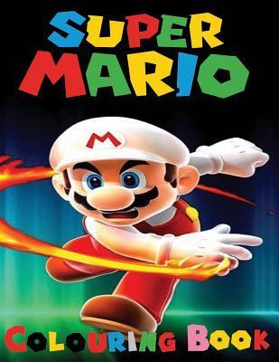 Super Mario Colouring Book