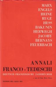 Annali franco-tedesc...