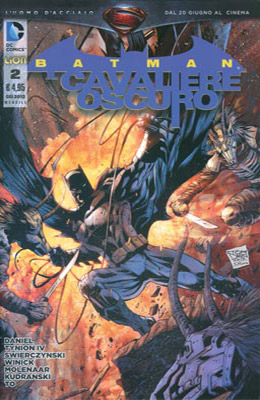 Batman Il Cavaliere Oscuro, n. 2