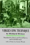 Virgil's epic technique