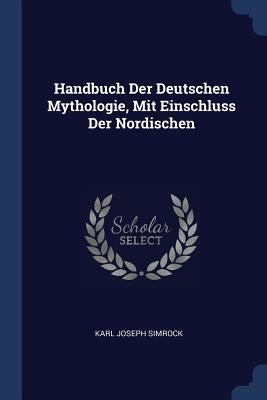 Handbuch Der Deutsch...