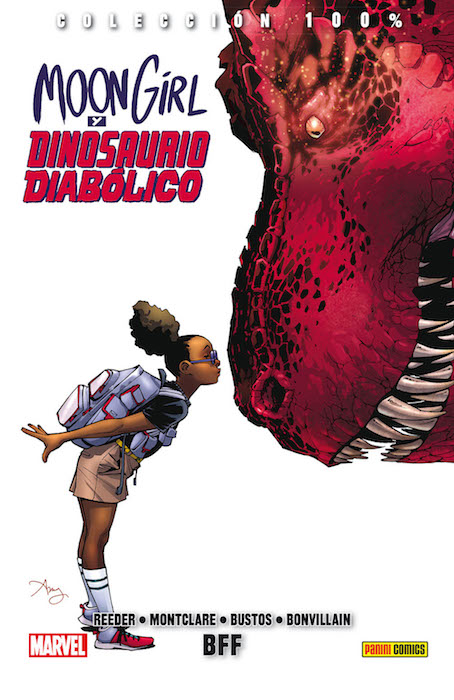 Moon Girl y Dinosaurio Diabólico #1