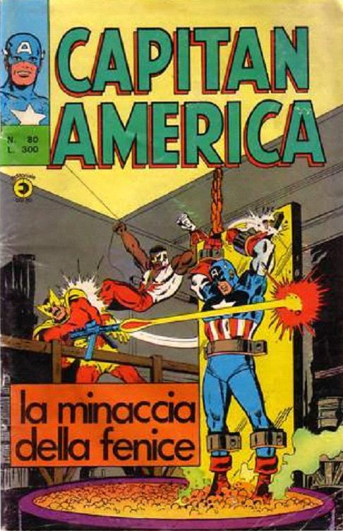 Capitan America n. 80