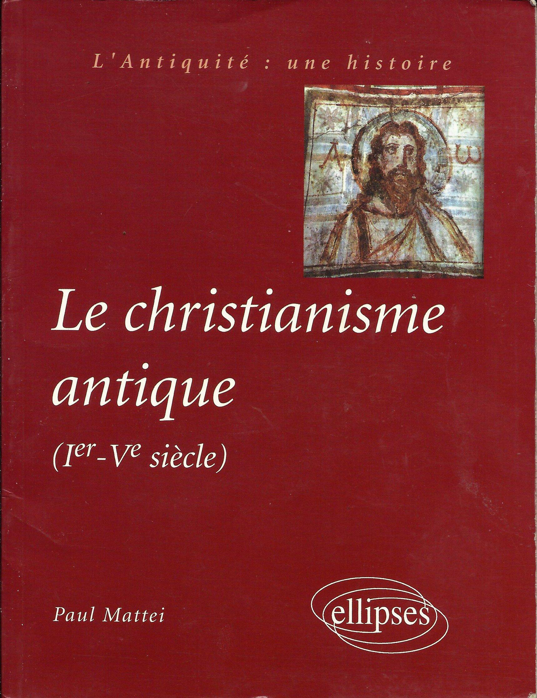Le christianisme antique