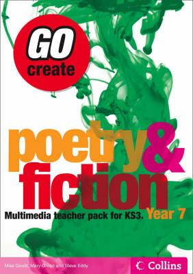 Go Create – Poetry and Fiction Pack