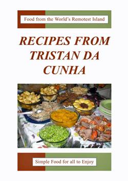 Recipes from Tristan da Cunha