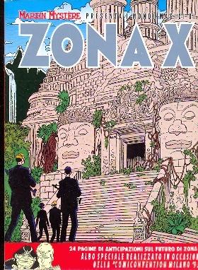 Martin Mystère presenta: I mondi magici di Zona X