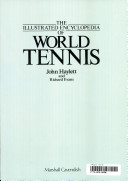 The illustrated encyclopedia of world tennis